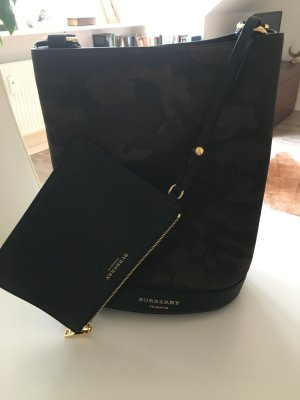 Burberry Prorsum Bucket Bag Camouflage, LEDER,wie neu, Trend, must have