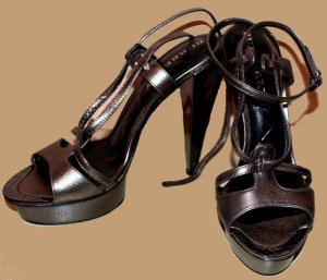 BURBERRY PRORSUM PUMPS Plateau Gr. 37
