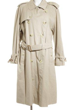Burberry Prorsum Trenchcoat beige klassischer Stil