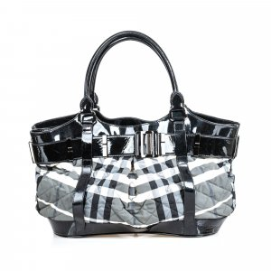 Burberry Tote black