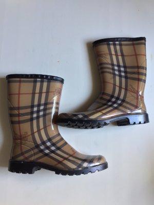 Burberry Wellington laarzen veelkleurig