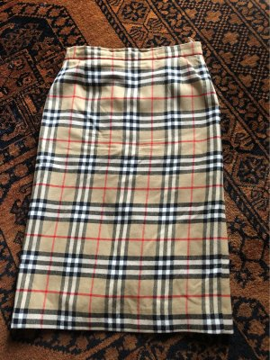 Burberry Pencil Skirt multicolored