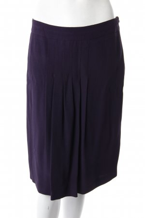 Burberry Skirt dark violet