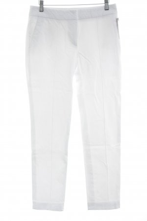 Burberry Drainpipe Trousers white casual look