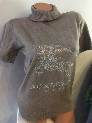Burberry Rollkragen Pullover in gr 36 Farbe Beige Strick