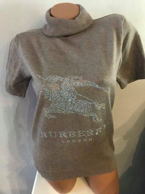 Burberry Rollkragen Pullover in gr S Farbe Beige