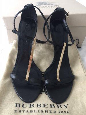Burberry Sandalen zwart