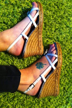 Burberry Strapped Sandals multicolored