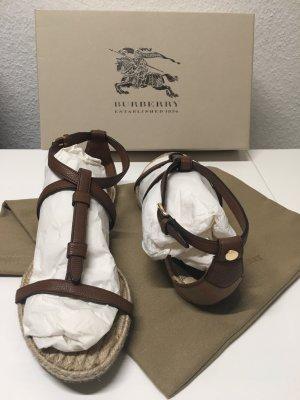 Burberry Sandals light brown-brown