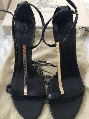 Burberry Sandalen. Noch NIE getragen!