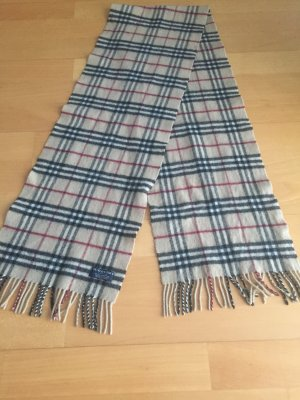 Burberry Schal, 100% Lambswool