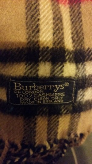 Burberry Bufanda color bronce