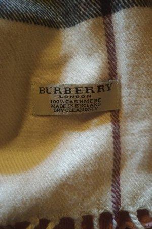 Burberry Sjaal van kasjmier zwart-room