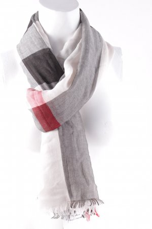 """Burberry Schal """"Check Modal Cashmere and Silk Scarf Stone"""""""