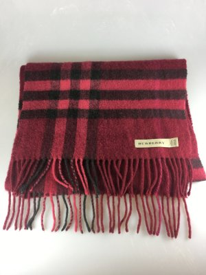 Burberry Schal Check Muster
