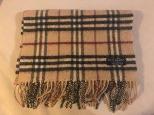 Burberry Bufanda de lana multicolor