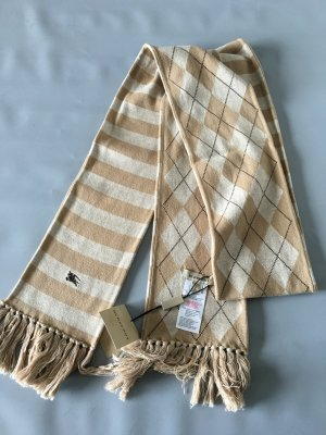 Burberry Schal in Baumwolle