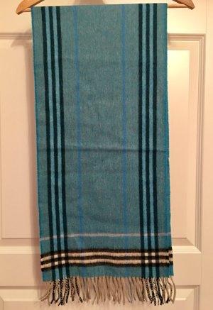 Burberry Schal in blau