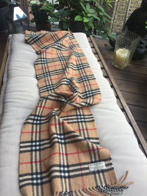 Burberry Schal in dunkelbeige