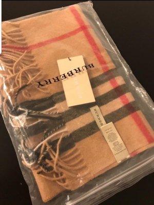 Burberry Bufanda de cachemir marrón