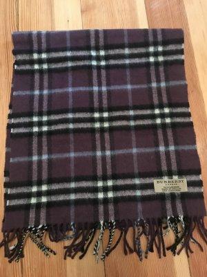 Burberry London Sjaal van kasjmier veelkleurig