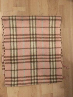 Burberry Schal Orginal Rosa cashmere
