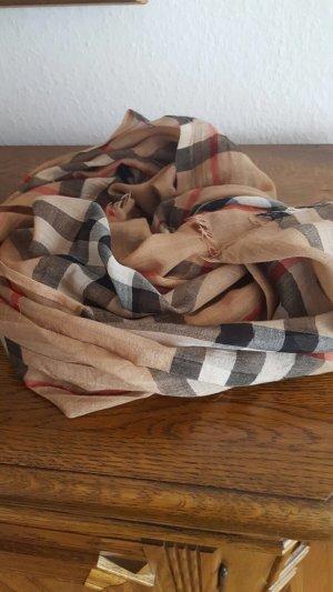 Burberry Schal, Original, kaum getragen, Wolle/Seide