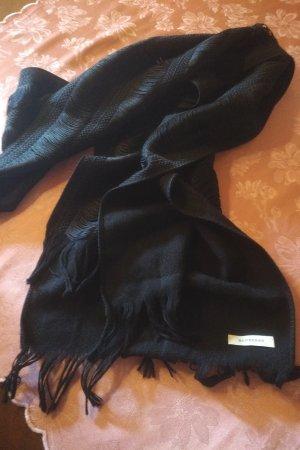 Burberry Chal veraniego negro