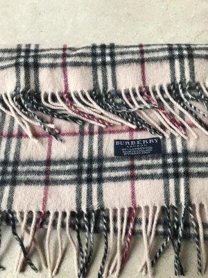 Burberry London Bufanda de lana multicolor
