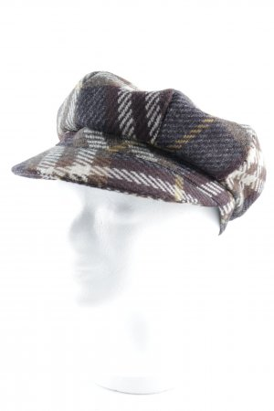 Burberry Visor Cap check pattern classic style