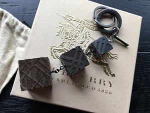 Burberry Schlüsselanhänger Taschenanhänger Key chain Neu mit Box und Dustbag