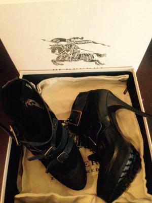 Burberry Schuhe Grösse 38 in Schwarz