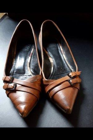 Burberry Schuhe , Original in Gr. 38, neu besohlt