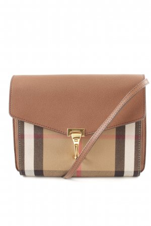 Burberry Shoulder Bag check pattern elegant