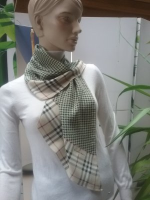 Burberry Silk Scarf multicolored