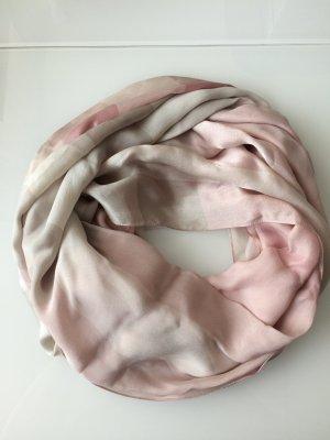 Burberry Silk Scarf multicolored silk