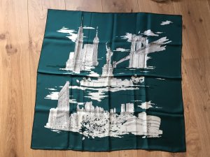 Burberry Silk Cloth petrol