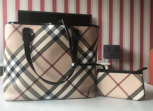 Burberry Shopper veelkleurig