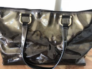 Burberry Handbag grey-gold-colored