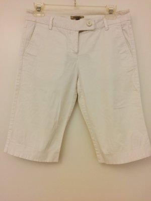 Burberry Short in weiß