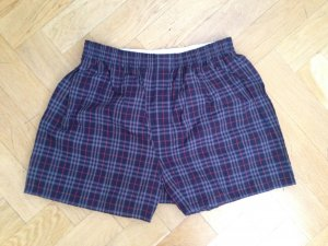 Burberry Shorts dunkelblau