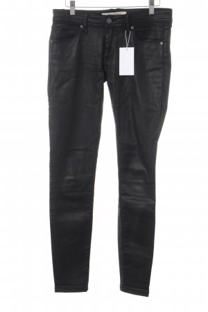 Burberry Skinny Jeans black casual look
