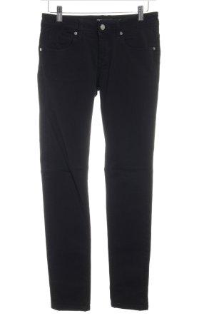 Burberry Skinny Jeans schwarz Casual-Look
