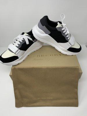 Burberry Sneakers met veters veelkleurig