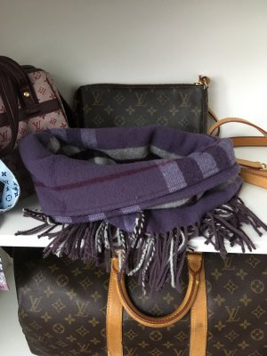 Burberry Tube Scarf multicolored