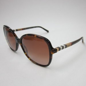 Burberry Butterfly Glasses multicolored synthetic material