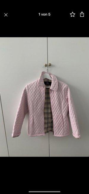 Burberry Chaqueta acolchada rosa-rosa claro