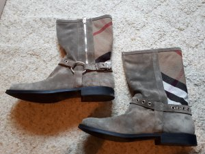 Burberry Stiefel / Stiefeletten / Boots Gr. 41.5 neuwertig