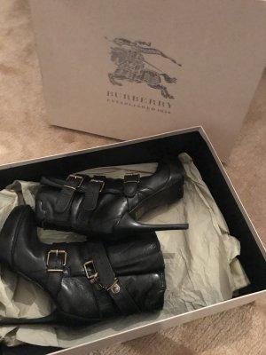 Burberry Prorsum Scarpina di lana nero