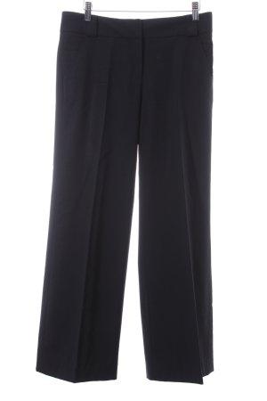 Burberry Stoffhose schwarz klassischer Stil